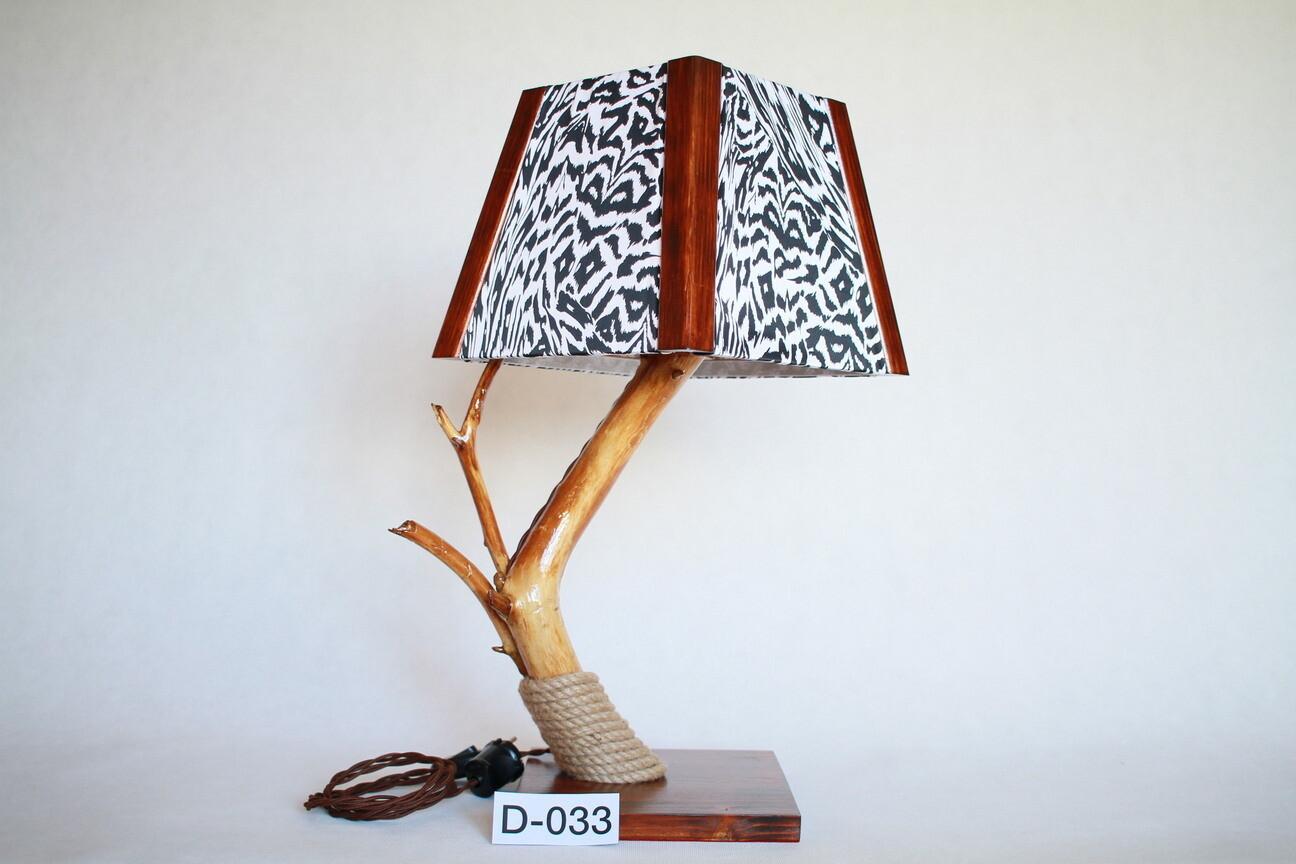 Экзотический светильник DIMATI, арт: D-033