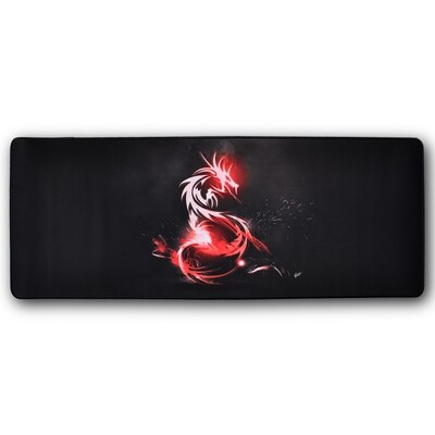 Speed Gaming Mouse Pad.Mouse Mat 800 x 300mm - 3mm mousepad. Table mat large size improved precision and speed, rubber base for stable grip on smooth surfaces nonslip. …