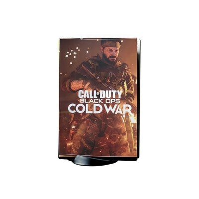 Playstation 5 Call of DUTY Console and Controllers covers