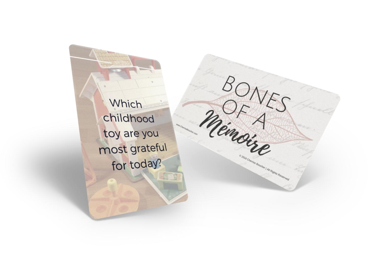 Bones of a Memoire Prompt Deck