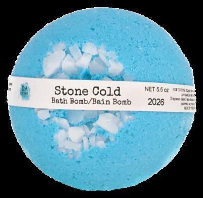Bath Bomb 6oz Stone Cold