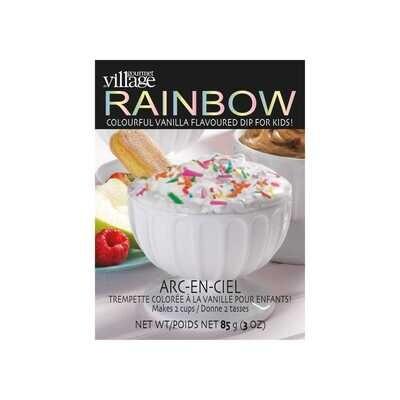 Dessert Dip Rainbow Vanilla
