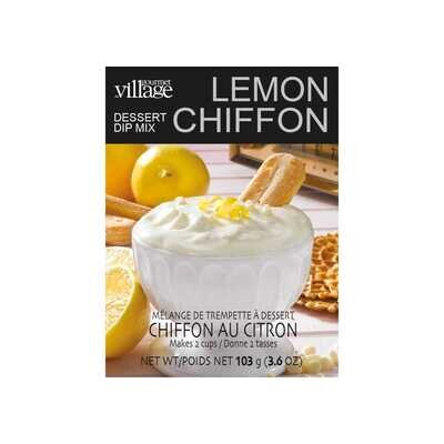 Dessert Dip Lemon Chiffon