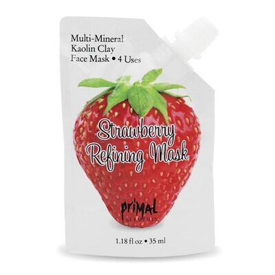 Face Mask Refining Strawberry