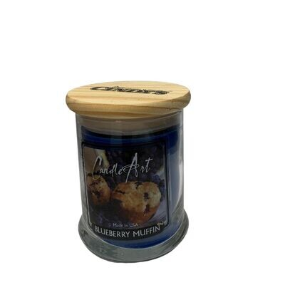 Barnwick Candle 9oz Blueberry Muffin
