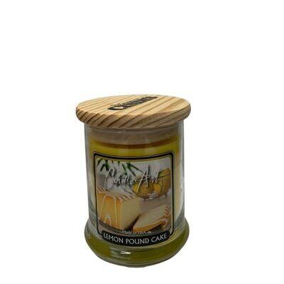 Barnwick Candle 9oz Lemon Poundcake