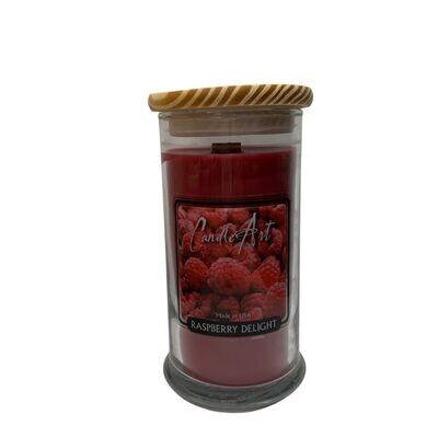 Barnwick Candle 16oz Raspberry Delight