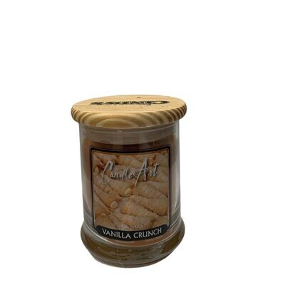 Barnwick Candle 9oz Vanilla Crunch
