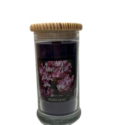 Barnwick Candle 16oz Fresh Lilac