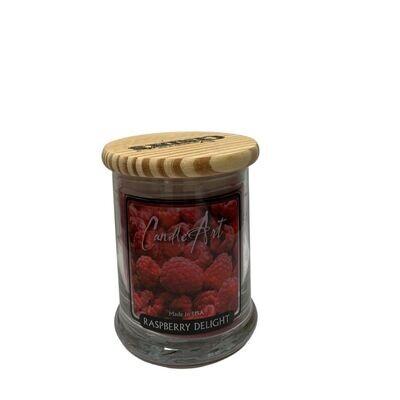 Barnwick Candle 9oz Raspberry Delight