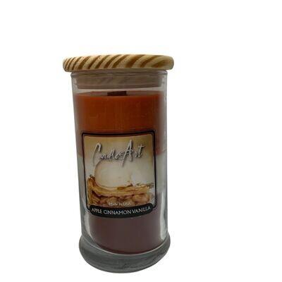 Barnwick Candle 16oz Mom's Apple Pie