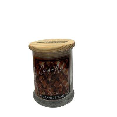 Barnwick Candle 9oz Caramel Pecan