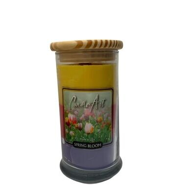 Barnwick Candle 16oz Trifecta Spring Bloom