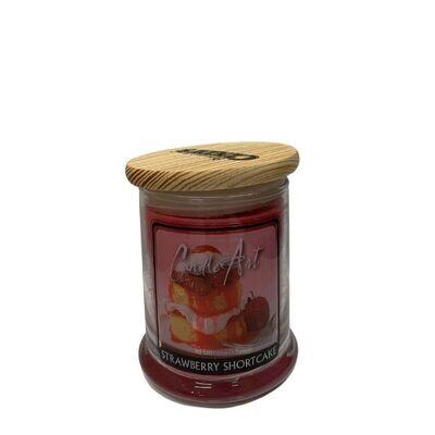 Barnwick Candle 9oz Strawberry Shortcake