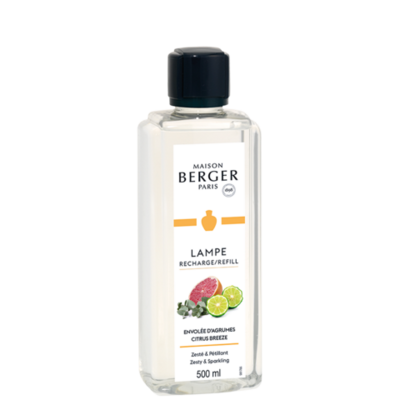 500ml Fragrance Citrus Breeze