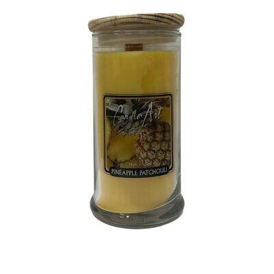 Barnwick Candle 16oz Pineapple Patchouli