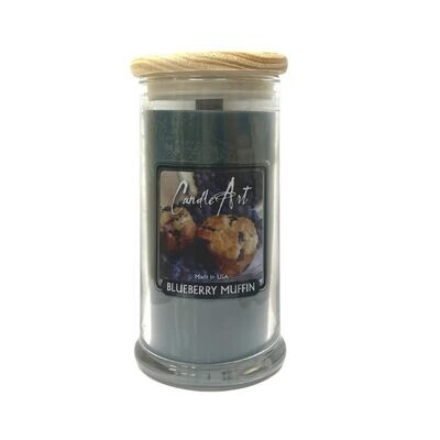 Barnwick Candle 16oz Blueberry Muffin
