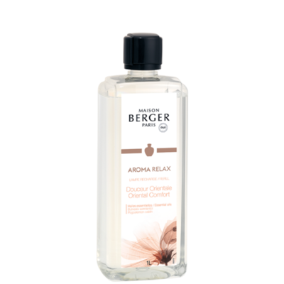 1L Fragrance Aroma Relax Oriental Comfort