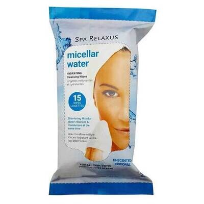 Cleansing Wipes Micellar Water