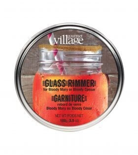 Glass Rimmer Tin Bloody Mary Caesar