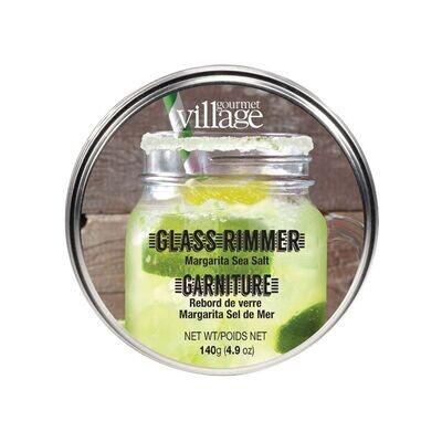 Glass Rimmer Tin Margarita Salt