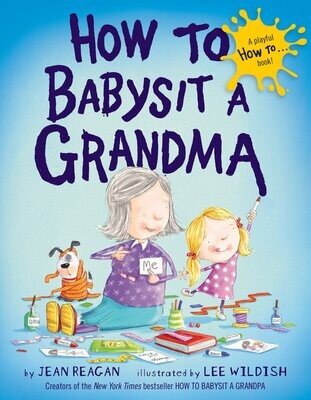 Book How to Babysit a Grandma