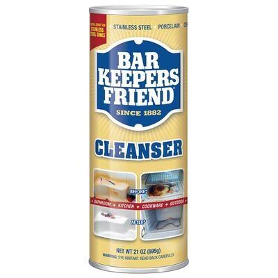 Bar Keepers Friend Cleanser 21oz