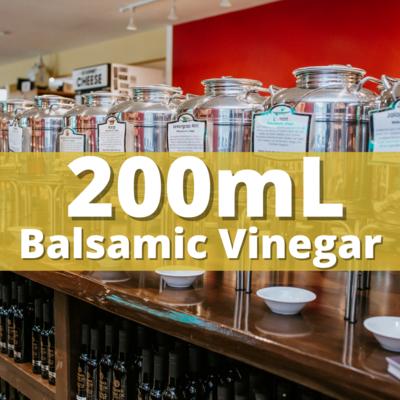 Balsamic Vinegar 200ml