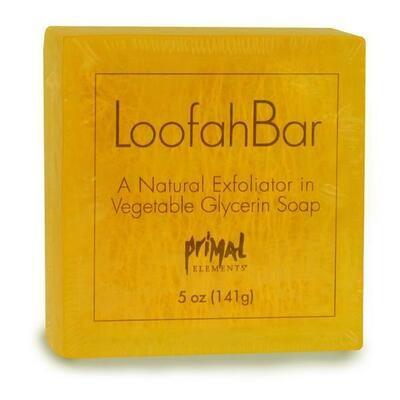 Loofah Bar Tahitian Vanilla