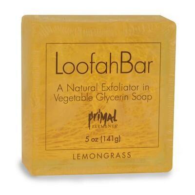 Loofah Bar Lemongrass