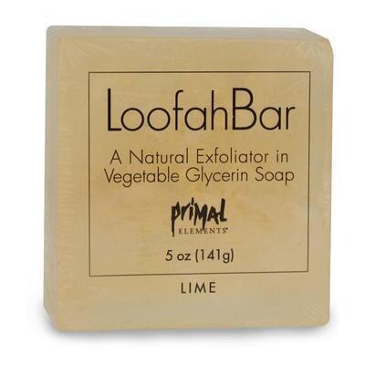 Loofah Bar Lime