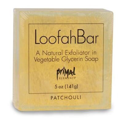 Loofah Bar Patchouli