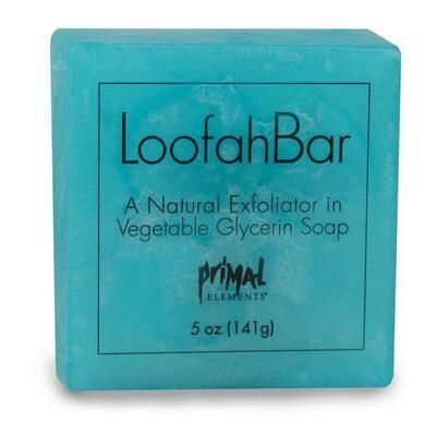Loofah Bar Mermaid