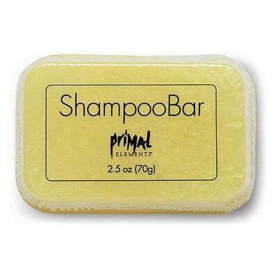 Shampoo Bar Tahitian Vanilla