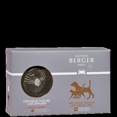 Car Diffuser Kit Anti Odour/Pets
