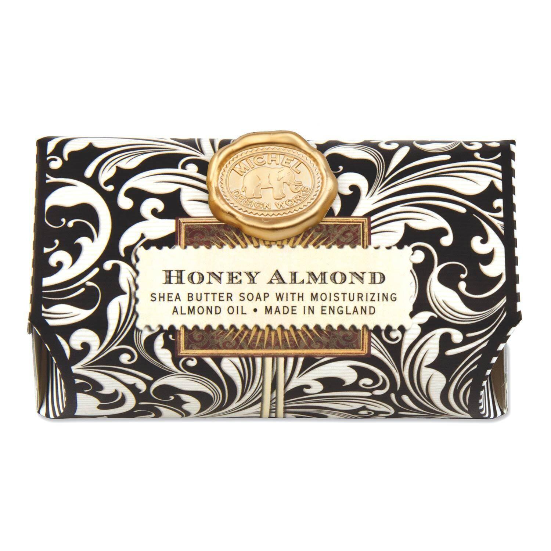 Honey Almond Bath Soap Bar