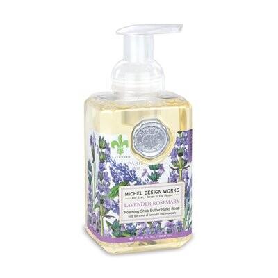 Lavender Rosemary Foaming Soap