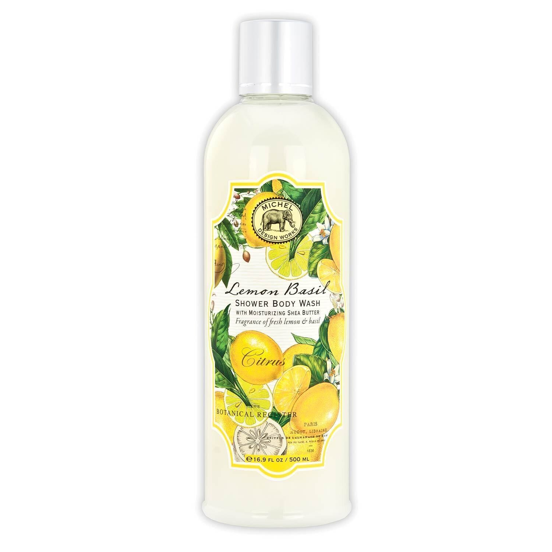 Lemon Basil Body Wash