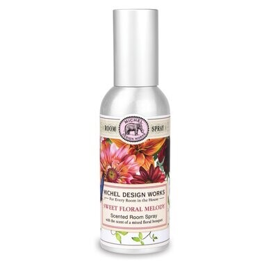 Sweet Floral Melody Room Spray