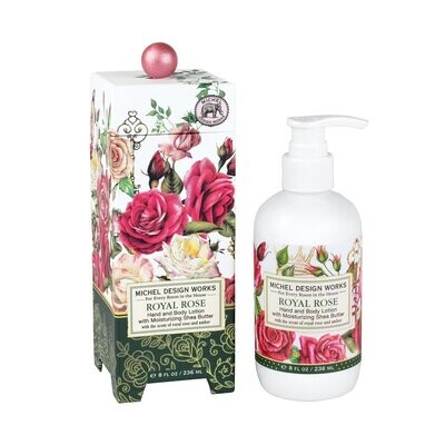 Royal Rose Lotion