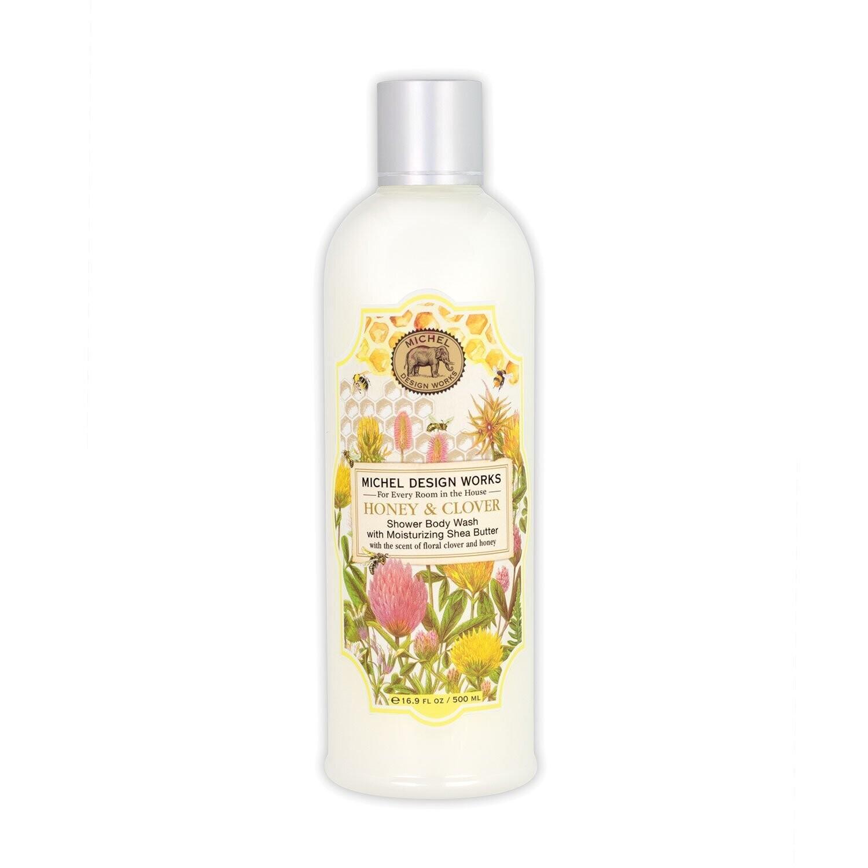 Honey & Clover Body Wash