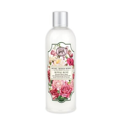 Royal Rose Body Wash