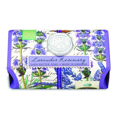 Lavender Rosemary Bath Soap Bar