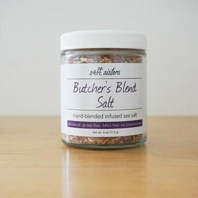 Salt 4oz Butcher's Blend