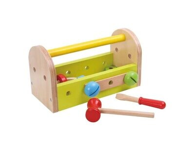Tooky Toy Tool Box