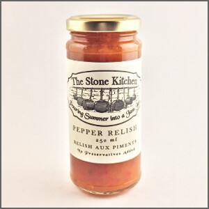 Pepper Relish 250ml