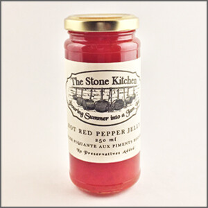Hot Red Pepper Jelly 250ml