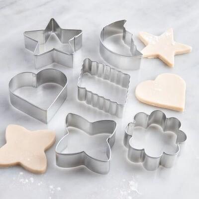 Cookie Cutter 6pc Set