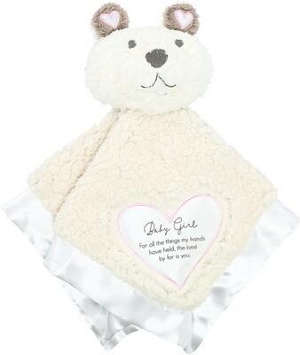 Lovey Blanket Baby Girl