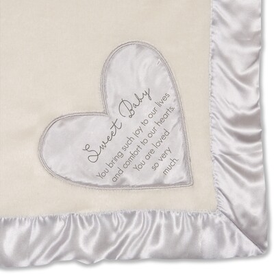 Comfort Blanket Sweet Baby